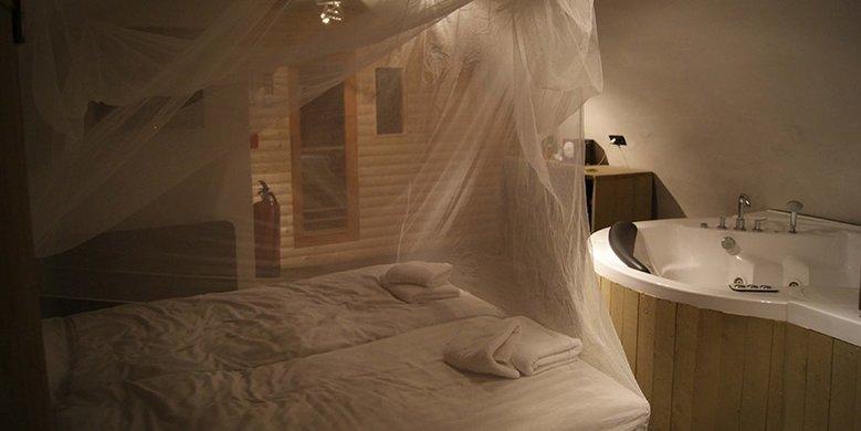 Comment raccrocher une moustiquaire à l'adresse de mes vacances?