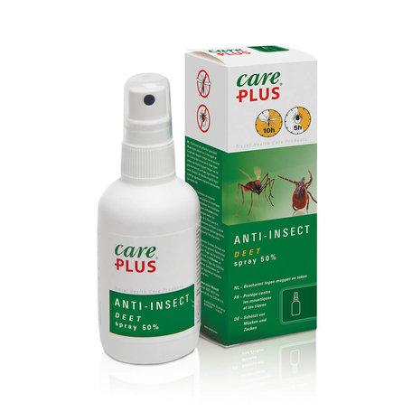 Anti-Insecte vaporisateur Deet 50% 60 ml