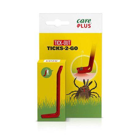 Ticks-2-Go | Pince à tiques
