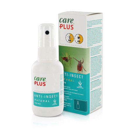 Anti-Insecte vaporisateur Natural 60 ml